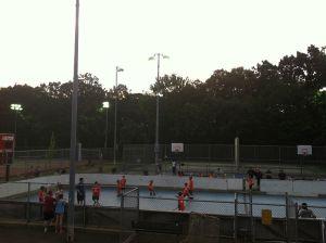 Street Hockey Rink