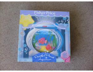 Fisher Price Peaceful Planet Aquarium