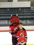 Ryan and N.J. Devil