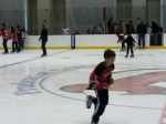 Ryan heads up ice