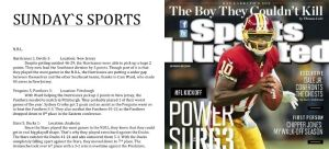 Ryan's Sports Illustrated