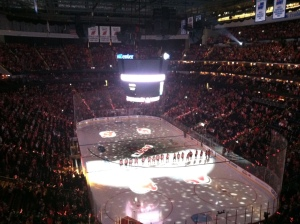 Player Intros