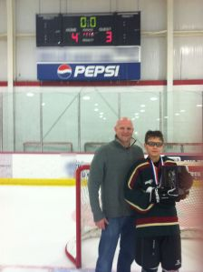 Ryan and Coach M
