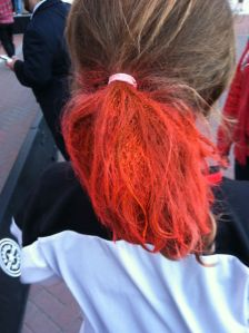 Riley red hair
