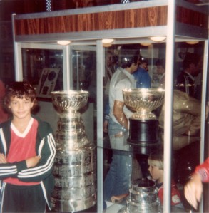 Neil and the Stanley Cup