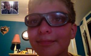 FaceTime with Ryan