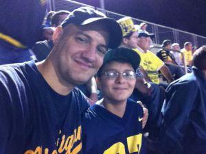 Michigan-UConn with Ryan