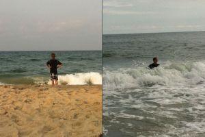 Ryan and the ocean 2012-13