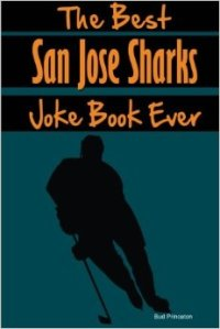 Best San Jose Sharks Joke Book Ever