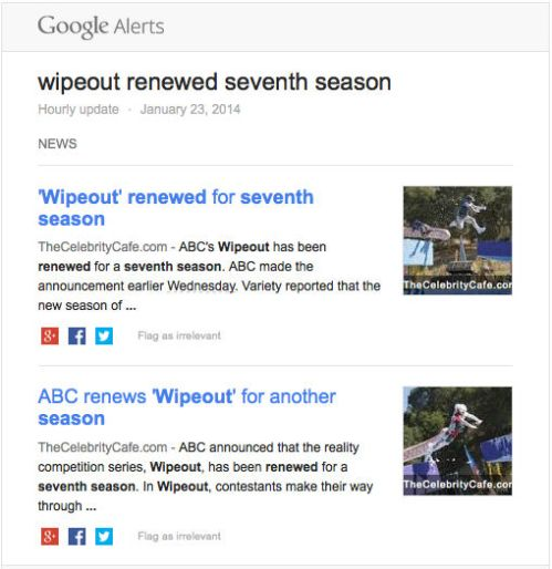 Wipeout Renewed