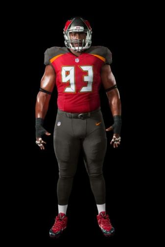 Bucs new uniforms