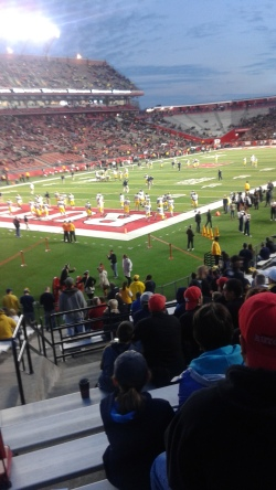 Michigan at Rutgers