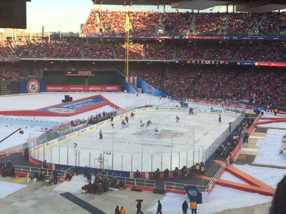 NHL Winter Classic at Nationals Park