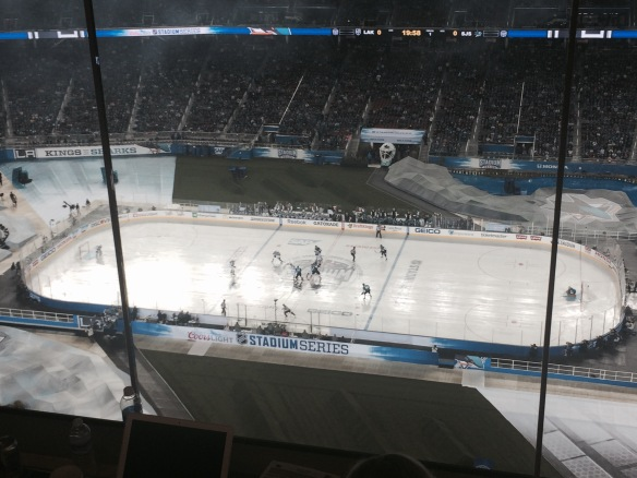 Sharks-Kings at Levi's