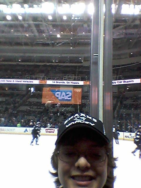 Ryan's selfie