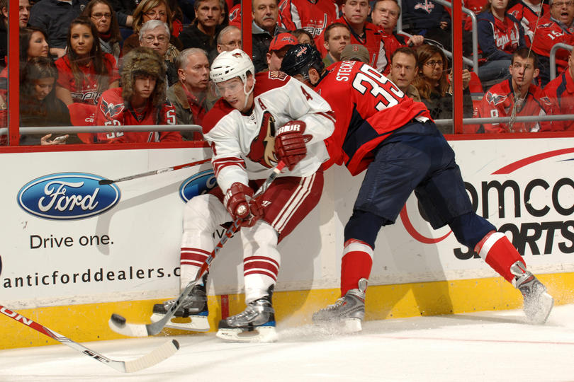 Phoenix Coyotes v Washington Capitals