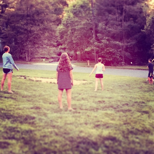 Family Wiffle ball